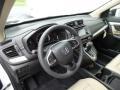 2017 White Diamond Pearl Honda CR-V LX AWD  photo #8