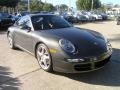 2006 Slate Grey Metallic Porsche 911 Carrera S Coupe  photo #2
