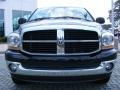 2006 Brilliant Black Crystal Pearl Dodge Ram 1500 SLT Quad Cab 4x4  photo #8