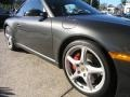 2006 Slate Grey Metallic Porsche 911 Carrera S Coupe  photo #6
