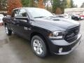 Front 3/4 View of 2018 1500 Sport Crew Cab 4x4