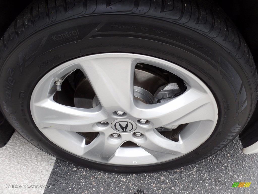 2009 TSX Sedan - Premium White Pearl / Parchment photo #6
