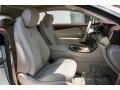 2018 E 400 4Matic Coupe designo Macchiato Beige/Titian Red Interior