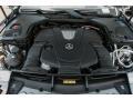 2018 E 400 4Matic Coupe 3.0 Liter Turbocharged DOHC 24-Valve VVT V6 Engine