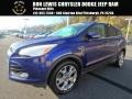 2013 Deep Impact Blue Metallic Ford Escape SEL 1.6L EcoBoost 4WD #123789406