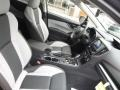 Gray Front Seat Photo for 2018 Subaru Crosstrek #123805647