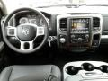 Dashboard of 2018 1500 Laramie Quad Cab 4x4