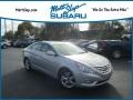 2013 Radiant Silver Hyundai Sonata Limited #123789387
