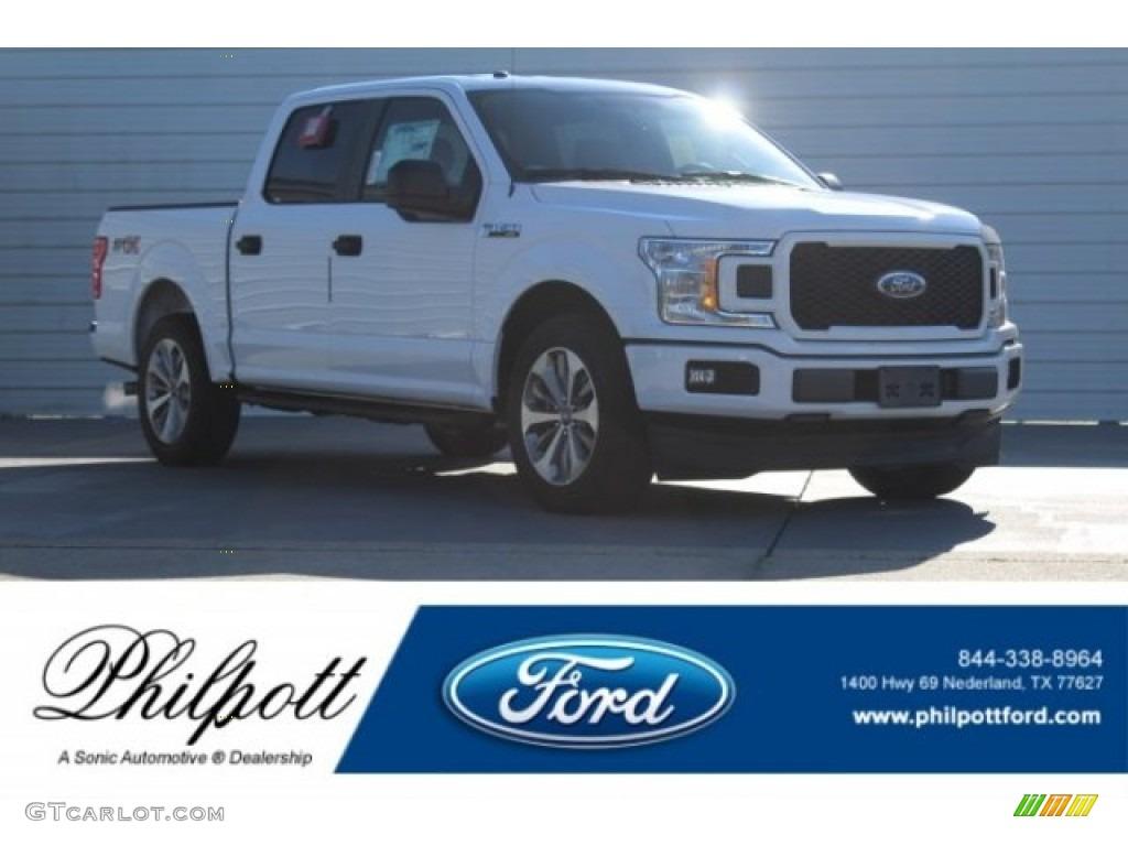 2018 oxford white ford f150 stx supercrew 123815866. Black Bedroom Furniture Sets. Home Design Ideas