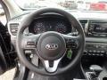 2018 Sportage LX AWD Steering Wheel