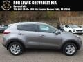 Mineral Silver - Sportage LX AWD Photo No. 1
