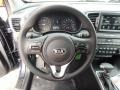 2018 Sportage LX AWD Steering Wheel