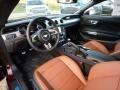 2018 Ford Mustang Tan Interior Interior Photo