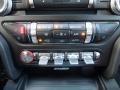 2018 Ford Mustang Tan Interior Controls Photo