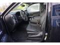2018 Black Chevrolet Silverado 1500 LT Crew Cab  photo #9