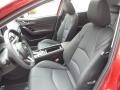 Front Seat of 2018 MAZDA3 Grand Touring 5 Door