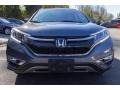 2015 Modern Steel Metallic Honda CR-V Touring  photo #2