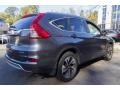 2015 Modern Steel Metallic Honda CR-V Touring  photo #7