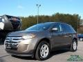 Mineral Gray Metallic 2013 Ford Edge SEL