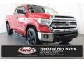 2016 Radiant Red Toyota Tundra SR5 Double Cab #123874761