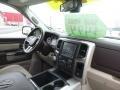 2014 Western Brown Ram 1500 Laramie Crew Cab 4x4  photo #11