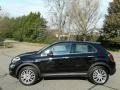 Nero Cinema (Black) 2017 Fiat 500X Lounge AWD