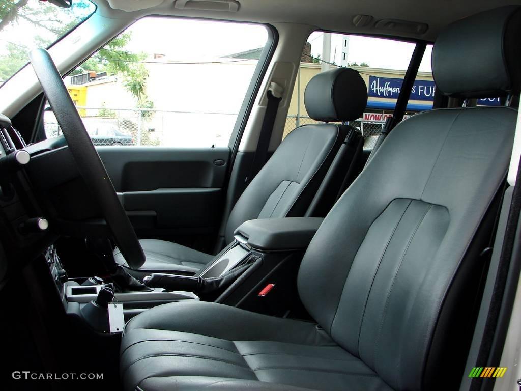 2004 Chawton White Land Rover Range Rover Hse 12342325 Photo 18 Car Color