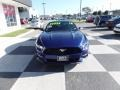 2016 Deep Impact Blue Metallic Ford Mustang EcoBoost Coupe  photo #2