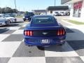 2016 Deep Impact Blue Metallic Ford Mustang EcoBoost Coupe  photo #4