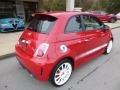 Rosso (Red) - 500 Abarth Photo No. 2