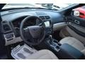 Medium Stone Dashboard Photo for 2018 Ford Explorer #123929980