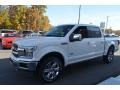 Front 3/4 View of 2018 F150 King Ranch SuperCrew 4x4