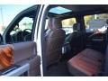 Rear Seat of 2018 F150 King Ranch SuperCrew 4x4