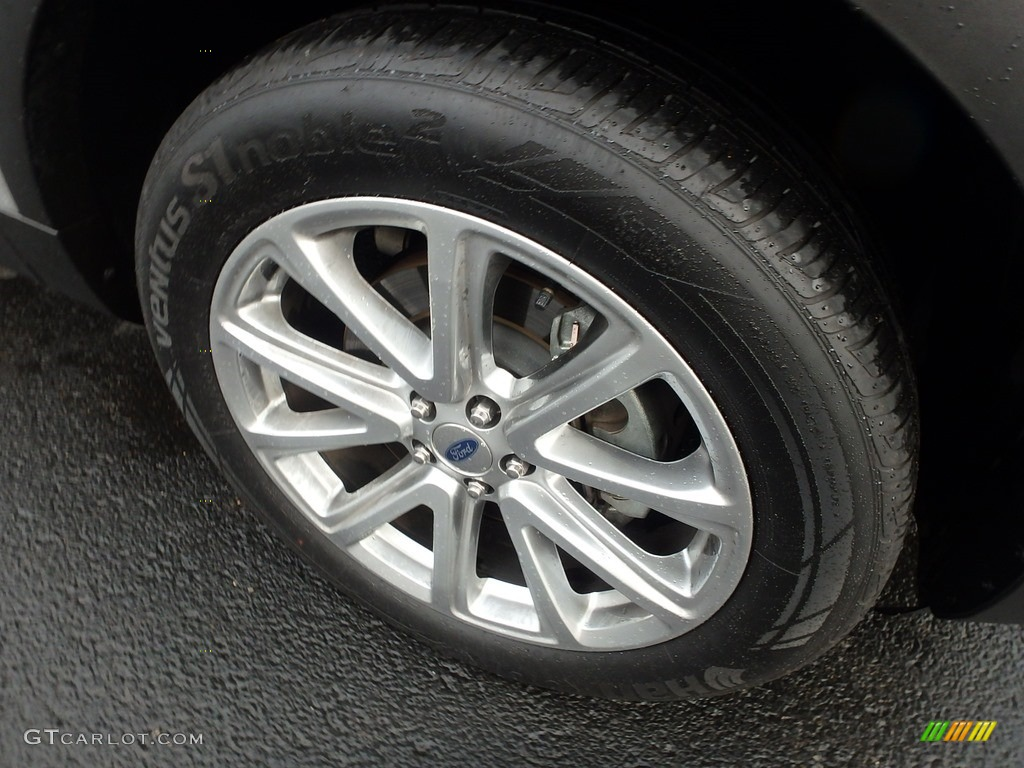 2017 Ford Explorer Limited 4WD Wheel Photo #123933217