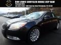 Black Onyx 2011 Buick Regal CXL