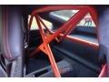 Black/Lava Orange Rear Seat Photo for 2016 Porsche 911 #123994891