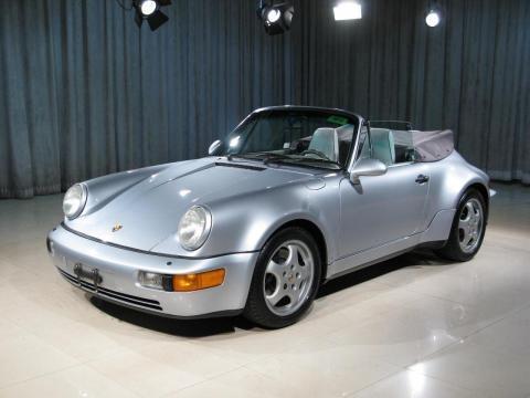 1992 Porsche 911 America Roadster Data, Info and Specs