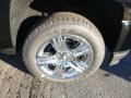 2018 Black Chevrolet Silverado 1500 Custom Crew Cab 4x4  photo #8