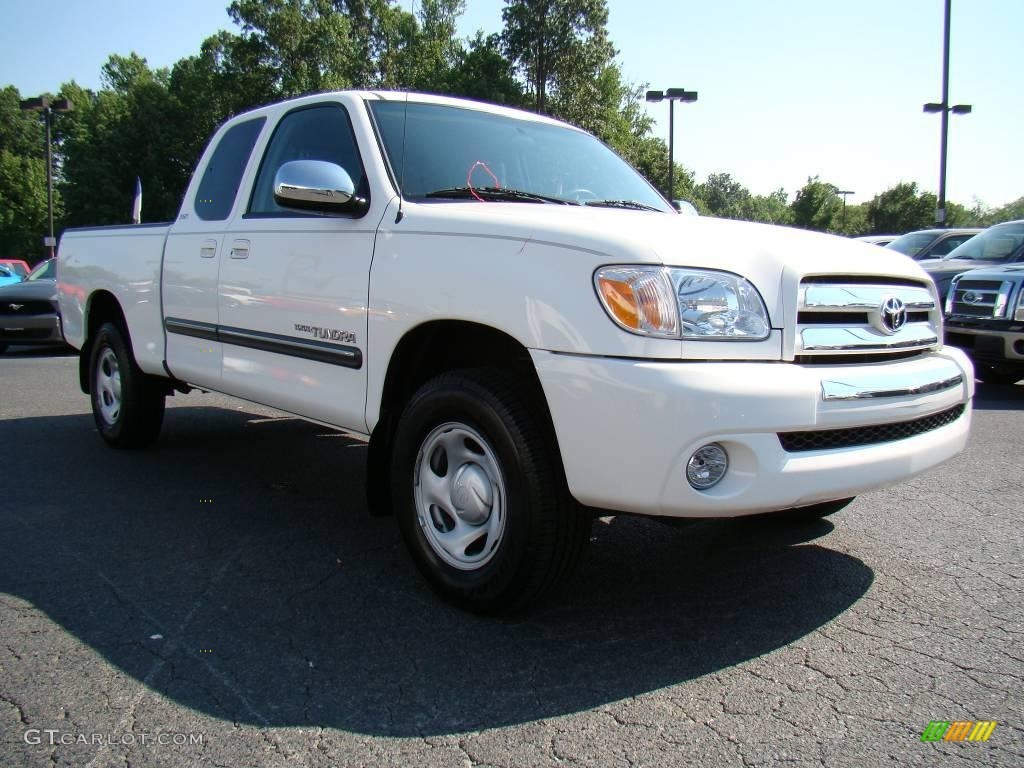 2006 natural white toyota tundra sr5 access cab 12348990 car color galleries. Black Bedroom Furniture Sets. Home Design Ideas