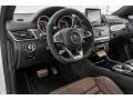 Dashboard of 2018 GLS 63 AMG 4Matic
