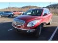 2011 Red Jewel Tintcoat Buick Enclave CXL AWD  photo #3