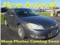 2011 Cyber Gray Metallic Chevrolet Impala LT #124051408