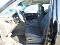 Front Seat of 2018 Escalade ESV Luxury 4WD