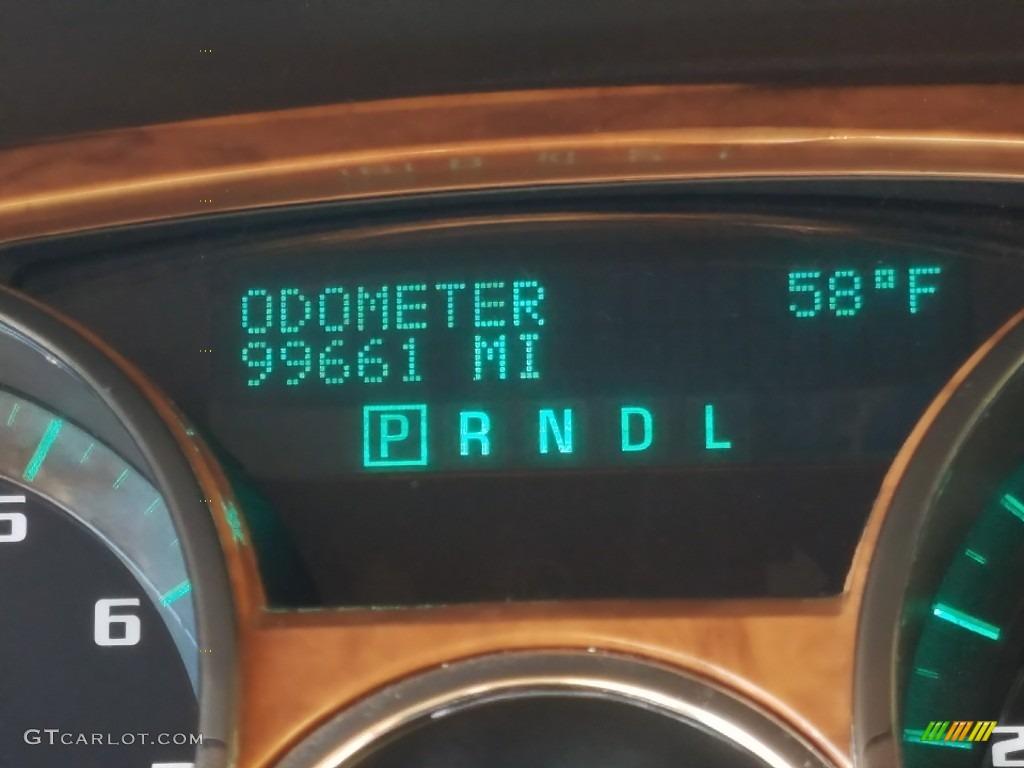 2009 Enclave CXL AWD - Gold Mist Metallic / Cocoa/Cashmere photo #16