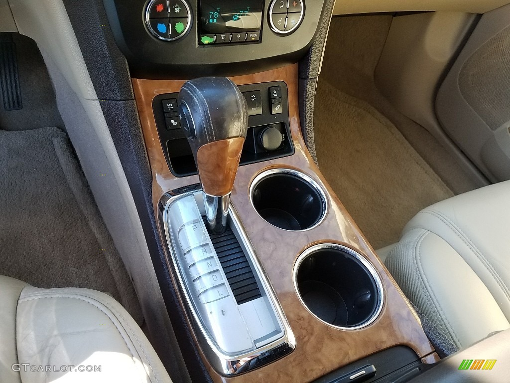2009 Enclave CXL AWD - Gold Mist Metallic / Cocoa/Cashmere photo #20