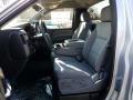 2018 Silver Ice Metallic Chevrolet Silverado 1500 LS Regular Cab  photo #8