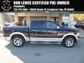 2013 True Blue Pearl Ram 1500 Laramie Crew Cab 4x4 #124094510