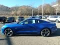 2018 Lightning Blue Ford Mustang GT Fastback  photo #5