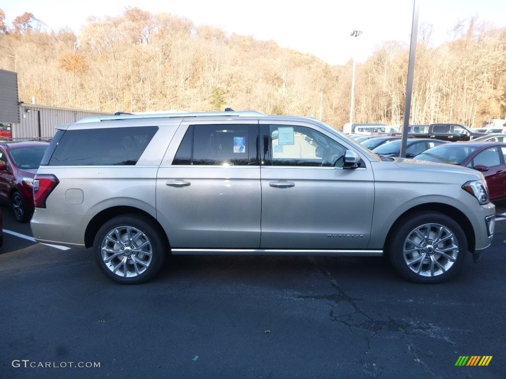 2018 White Gold Ford Expedition Platinum Max 4x4 ...