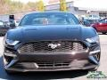 2018 Shadow Black Ford Mustang EcoBoost Fastback  photo #8